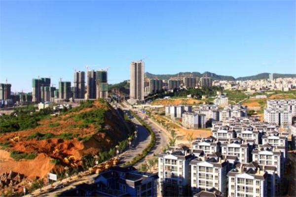中国十大贫困县城 大方县资源开发难度,第六是我国的蚕豆之乡
