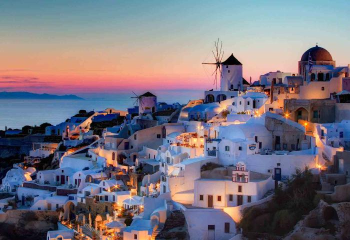 世界十大最美小镇 中国鲜花小镇上榜,个个美如画