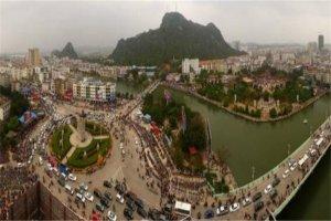 广西十大人口县_广西经济实力最强的10个县 第一也是人口第一大县 看看有没有