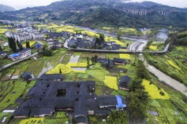 中国十大最美县城四川省排行榜 九寨沟县一定要去