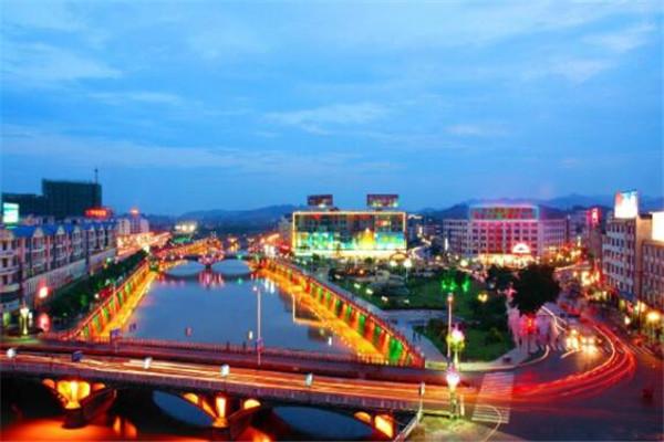 赣州十大县城 石城县是烟叶之乡,第七被誉为文乡诗国