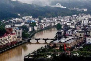 江西十大最穷县城排行榜:安远县上榜,第三资源很丰富