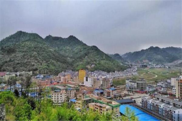 黔南州十大县城 瓮安县全国闻名,惠水县是桔果之乡