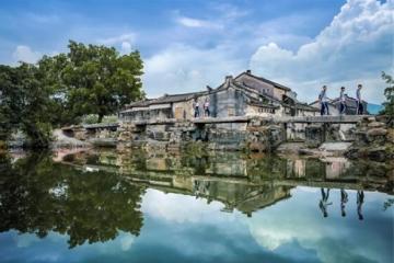 广东最美十大县城 饶平县犹如仙境,平远县一定要去