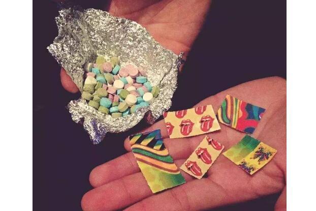 世界十大毒品 海洛因排第一,被称毒品之王