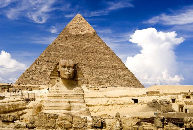 世界十大古建筑奇迹 长城位列第一,金字塔最震撼