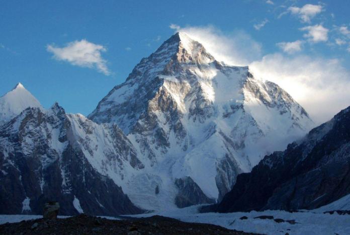 世界十大最著名的夺命雪山 珠峰上榜,第一为雪山之神