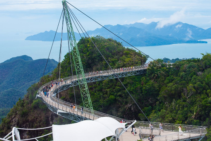 世界十大最美桥梁 金门大桥位列第一,日本锦带桥上榜