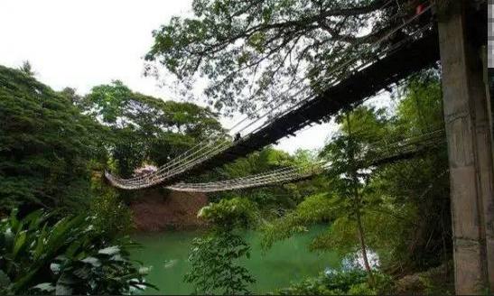 世界十大最恐怖的桥 让你心惊胆战的桥梁,你认识哪些呢