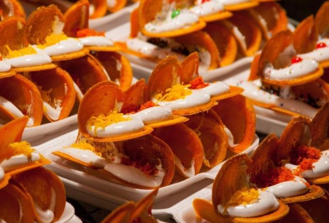 世界十大小吃排名 冰糖葫芦上榜,有你喜欢吃的吗