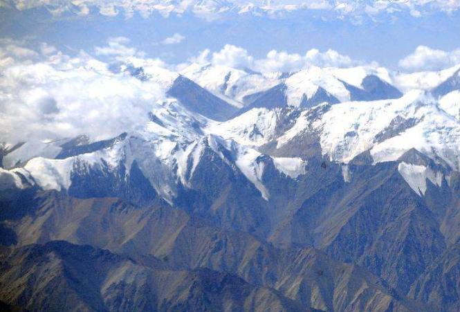 世界十大长的山脉 令人震撼的自然美景,你见过吗