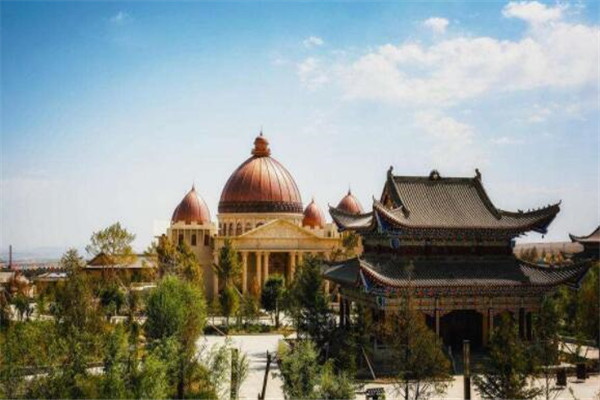 甘肃最美十大小县城 永靖县上榜,第八是丝绸之路的必经地