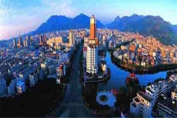 浙江十大富裕县城排名 瑞安市上榜,第一已经走向国际