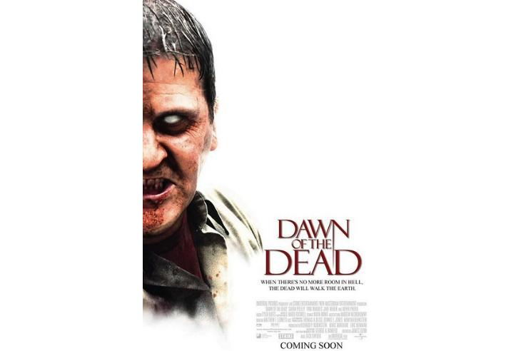 世界十大经典丧尸电影 高分佳作,让你一次看过瘾