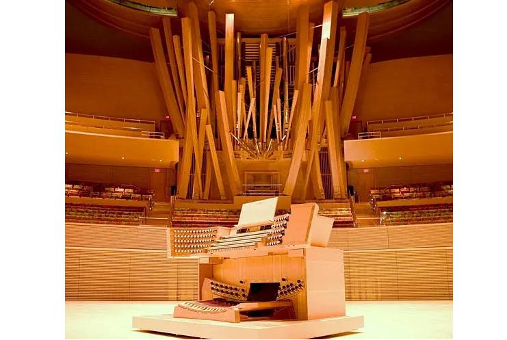 世界六大管风琴 给你视觉和听觉的双重震撼