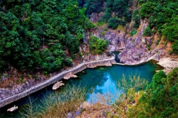 中国生态环境十大县城 磐安县上榜,第四已成为最佳旅游目的地