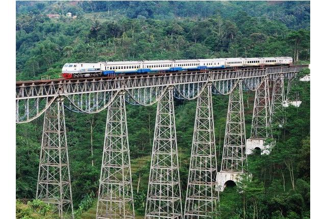 世界十大最危险的铁路 坐落在瀑布边上的火车,你见过吗