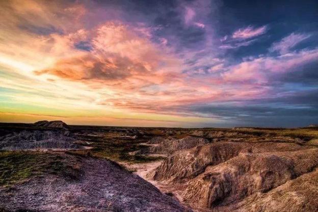 世界最美的十大国家公园 让人震撼的自然美景