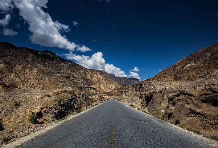 世界十大自驾最美公路 川藏公路上榜,加州一号最美