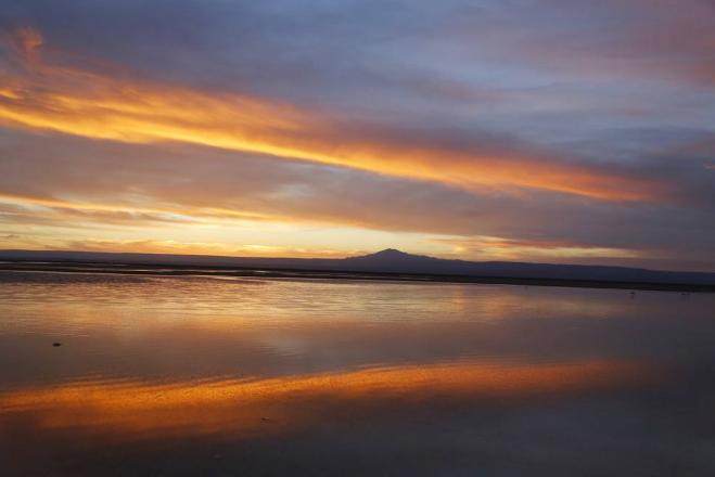 世界十大最美日落地 如同油画一般的画面,美到窒息