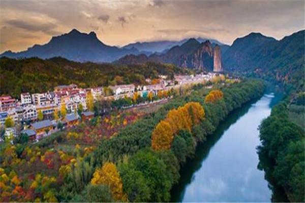 全国适合养老的十大县城 河南两地上榜,你想去哪个