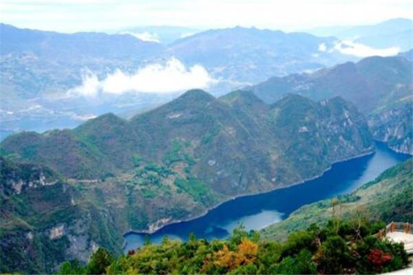 重庆市十大县城排名 忠县是生猪调出大县,第一你或许去过