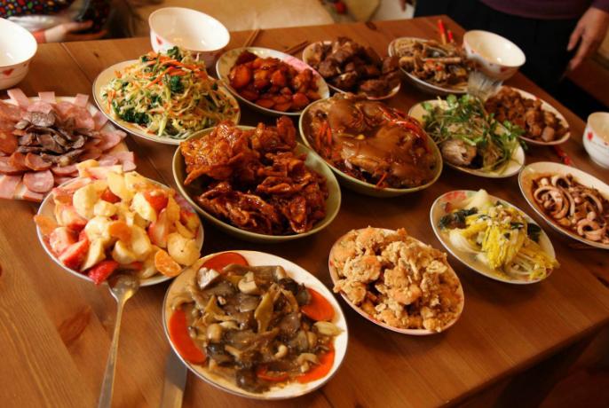 世界最美味的十大菜系 中餐仅排第三,法餐位列第一