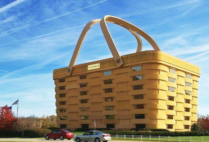 世界十大最奇葩的建筑 个个奇形怪状,还有透明的教堂