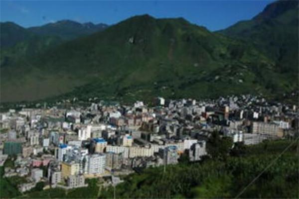 中国十大最穷县城 西吉县常年气候干旱,仪陇县只能自给自足