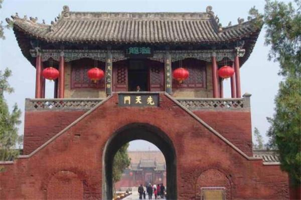 搜寻国内十大保存完好的古县城 平遥县定要去一次
