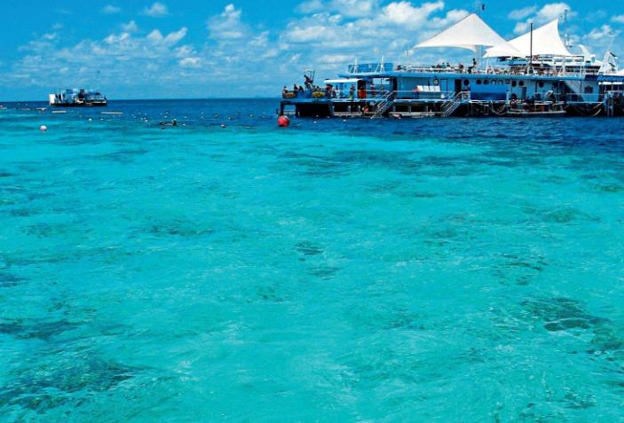 世界十大海洋 南海上榜,珊瑚海位列第一