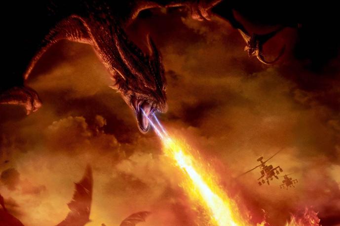 世界十大银幕怪兽 金刚位列第一,哥斯拉上榜