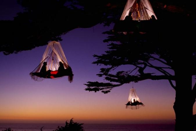 世界奇葩的十大酒店 挂在悬崖边上的酒店,你见过吗