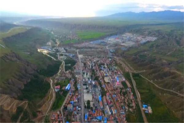 青海十大县城排名 同德县平均海拔三千米,第一生态旅游环境好