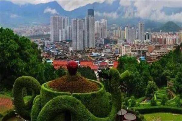 福建十大人口大县 第一人口超200万,漳浦县是少有的海洋大县