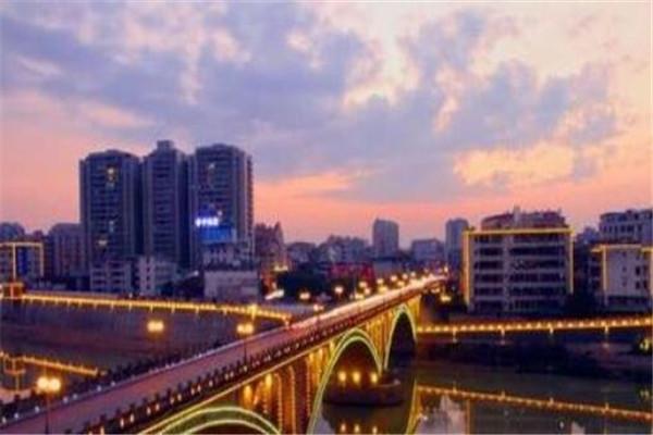 广东人口最多的十个县 海丰县上榜,五华县人口超150万