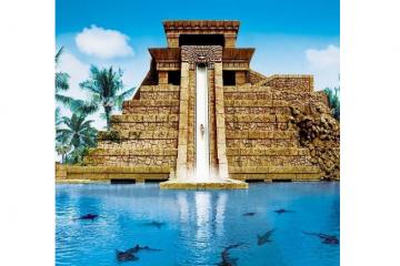 世界十大水滑梯 感受不一样的水上乐趣