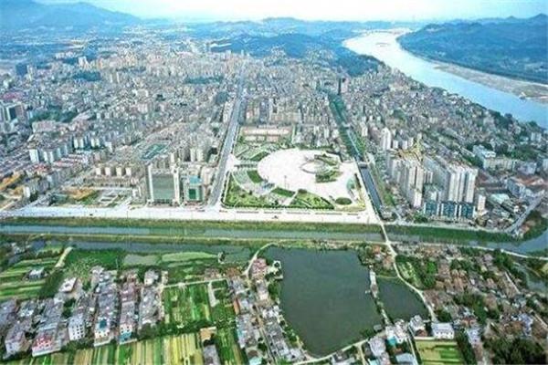 广东十大古老县城 增城县是荔枝之乡,博罗县位居榜首