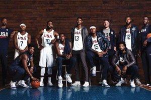美国男篮15人名单出炉 凯尔特人四人上榜