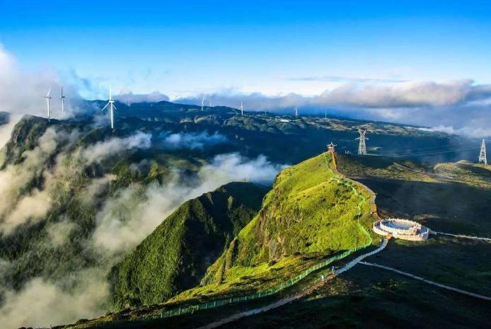 贵州避暑城市排名 夏季温度不超过25℃,避暑必去之地