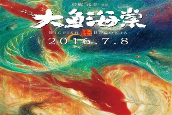 中国十佳动漫公司 《大鱼海棠》源于第二,上海美影成于1957年