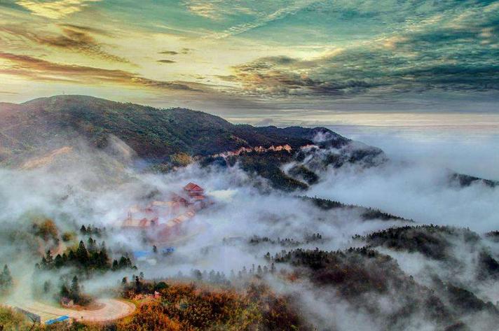 湖南避暑胜地排名 张家界位列榜首,景美又清凉