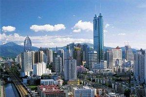 深圳楼市GDP_中国史上最强合并 一举垄断98 市场份额,创始人一夜身价翻10番