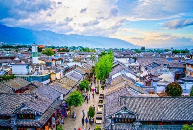国内最适合静心的地方 大理古城最受欢迎,西藏然乌湖上榜