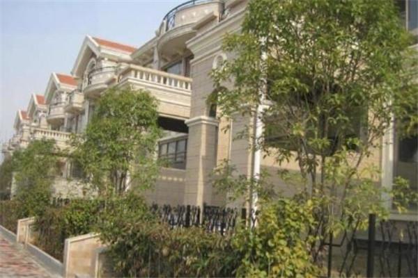 南昌十大豪宅小区 央央春天上榜,第二独栋带有无敌观景台