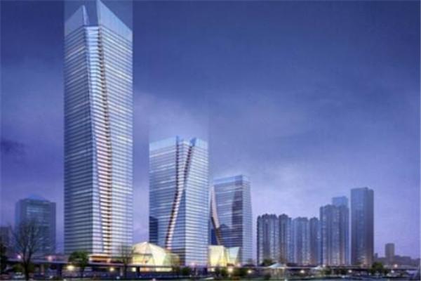 哈尔滨十大豪宅小区 汇锦庄园设计精致,第一江景户型不少