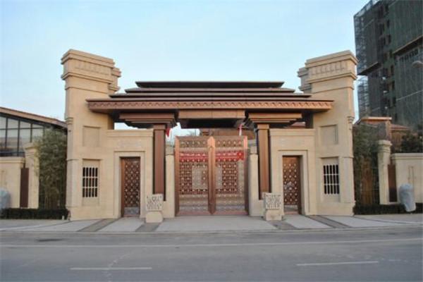 西安十大豪宅小区 紫楹台上榜,第五环境如同田园生活