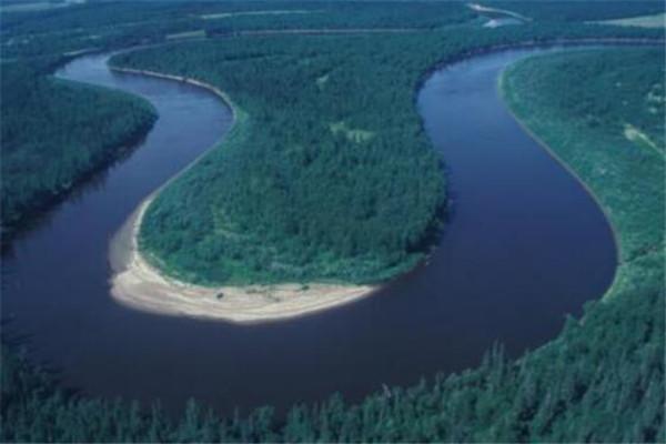 世界十大长河排名 长江/黄河上榜,第一全长6670km