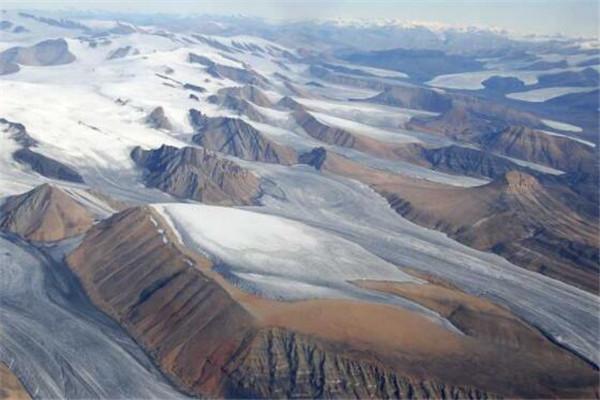 世界十大群岛 巴芬岛如同仙境,第一常年气温极低