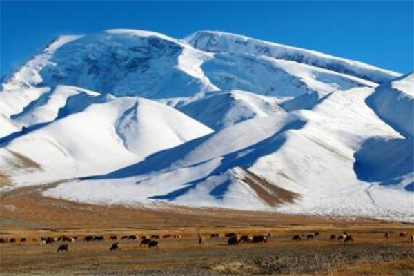 世界十大高原面积排名 第九1280万平方公里,常年气温-56℃